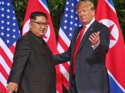 North Korean Media Depicts The Trump Kim Meeting As Diplomatic Victory For Its Leader