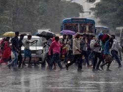 Pre Rainy Season S Rain Starts West Bengal Depression Bay Bengal