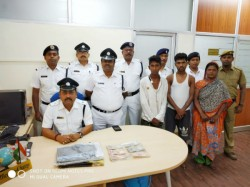 Kolkata Police Arrests Three Persons Connections With Lake Kali Temple Theft