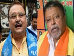 Tmc Leader Madan Mitra Criticizes Bjp Leader Mukul Roy From Janagalmahal