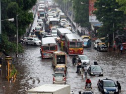 Mumbai Rain Update Waterlogging Several Parts The City Trains Delayed