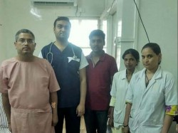 Gallstones Removed From 43 Year Old Patient Nashik