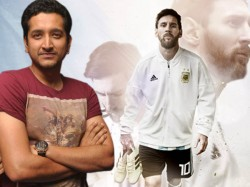 Parambrata Chatterjee Thanks Messi Argentina The Best Birthday Gift