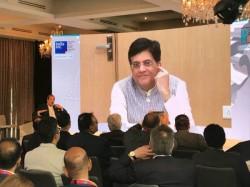 Indian Minister Piyush Goyal Speaks On Uk India Week 2018 On Fdi Various Issues