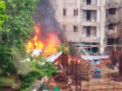 Lunch Break Saved 50 People Working At Mumbai Site Where Plane Crashed On Thursday