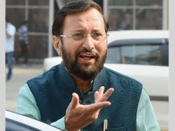 Union Minister Prakash Javadekar Criticises State Election Commission Mamata Banerjee