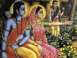 Ram Abducted Sita Says Gujarat Board Sanskrit School Book