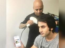 Ranbir Kapoor Shoots As The Imprisoned Sanjay Dutt On The Sets Sanju We Re Intrigued