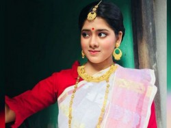 Actress Ditipiya Rani Rashmoni Serial Passed Madhyamik