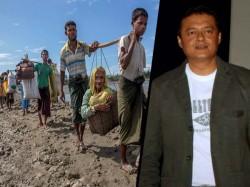 Bengali Actor Shaswata Chatrejee Act Bangladeshi Film Rohingya