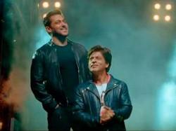 Shahrukh Khan S Zero Teaser Shows Him Bonding With Salman Khan