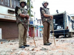 Curfew Continued Parts Meghalaya S Capital The Second Day