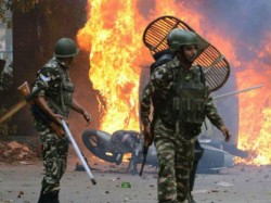 Curfew Continues On Saturday Some Places Shillong After Night Long Of Riot On Thusrday