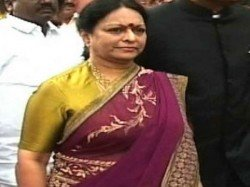 Ed Officials Calls Nalini Chidambaram Her Alleged Involvement Saradha Case