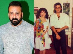 Sanjay Dutt Called Madhuri Dixit From Jail Years Ago Know More About The Relationship