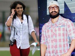 Aamir Khan Gets Slammed Posting Picture With Daughter Ira Khan Fans Call It Inappropriate