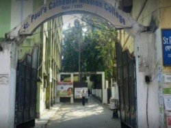 Kolkata Police Arrests Five Relation Alleged Nude Harassment In St Pauls College
