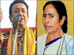 Joy Banerjee Bjp Does Bad Speech Against Cm Mamata Banerjee
