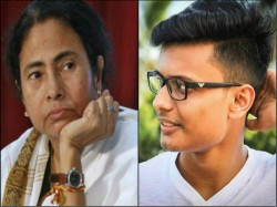 Cm Mamata Banerjee Congratulates Granthan Sengupta Who Stands First In Hs