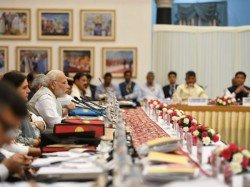At Niti Aayog Meeting Modi Again Flagged The Issue Simultaneous Elections