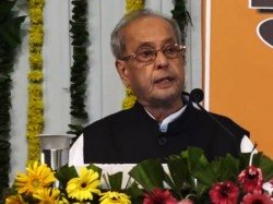 Pranab Mukherjee Says The Basis Indian Nationalism Is Pluralism And Tolerance