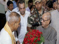 Pranab Mukherjee Joins The Illustrious Tradition Presidents Prime Ministers Says Rss