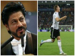 Shah Rukh Khan S Blood Pressure Tested After Germany Win Late In Worldcup