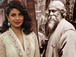 Priyanka Chopra Produces Film Life Rabindranath Tagore Soumitra Is In The Movie