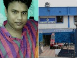 Youth Allegedly Abandoned Wife Baby Daughter Parnashree Police Station Area