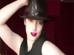 A Woman Arrested Publishing Dance Videos Online Iran