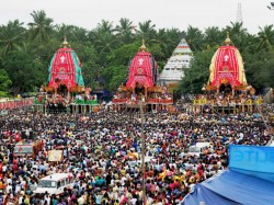 Watch Ulta Rath Yatra Or Bahuda Yatra Various Places India