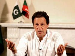 Imran Khan Left Messeages India A Speech On Thursday Night