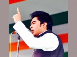 Tmc Mp Abhishek Banerjee Criticises Narendra Modi From Medinipur