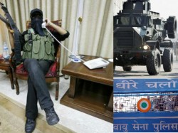 Indian Security Agencies Successfully Thwarted Terror Attack The Islamic State New Delhi