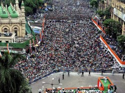 Mamata Banerjee S Speech 21 July Is Lived On Face Book