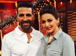 Akshay Kumer Met Sonali Bendre New York After Hearing About Her Illness