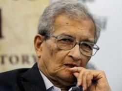 Nobel Laureate Economist Amartya Sen Gives Message Big Alliance In India