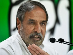Congress Leader Anand Sharma Brings Up Rafale Issue Says Pm Changed The Deal