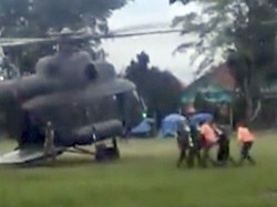 Helicopter Attack On Venezuelan Supreme Court
