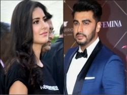 Arjun Kapoor S Then Now Picture With Katrina Kaif Shows They Share A Love And Hate Relationship