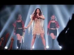Aishwarya Rai Looks Gorgeous Making Mohabbat Song Fanney Khan