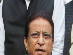 Lakh Reward Beheading Azam Khan Announces Bajrang Dal