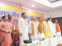 Bengal Bjp Plans Four Chariot Will Tours Bengal Before Historical Brigade