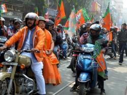 Bjp President Amit Shah Orders Prepare Cader Force Against Tmc