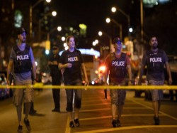Gunman Dead After Attack Many Toronto Canada