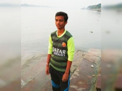 A Die Hard Messi Fan From Kolkata Dies Trying Copy Messi S Move