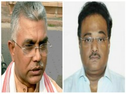 Social Media Campaigns Shamik Bhattachariya Is Bjp State President Instead Dilip Ghosh