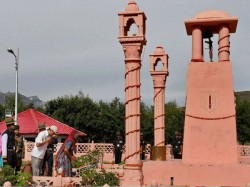 th Kargil Vijay Diwas Celebrations Begun Drass War Memorial In Jammu And Kashmir