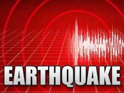 Earthquake Tremors Is Felt New Delhi Haryana