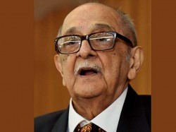 Fali S Nariman Says The Controversy Regrding Cji Deepak Mishra Brought In Public Mind A Lot Of Doubt